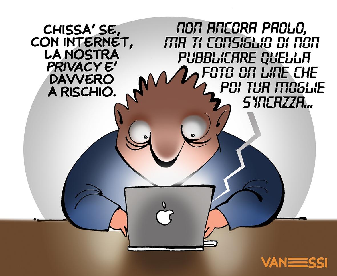 Web e Privacy